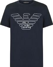 Chest Eagle T Shirt