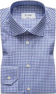 Contemporary Fit Checked Shirt