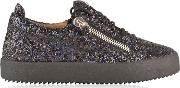 May London Glitter Trainers