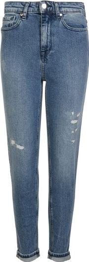 Icon Grammer High Waisted Jeans