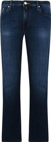 Classic Badge Skinny Jeans