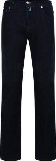 Tonal Classic Tailored Jeans