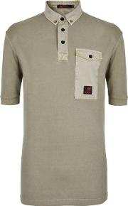 Diode Pocket Polo Shirt