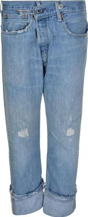 Safety Pin Jeans