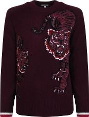 Holiday Capsule Double Tiger Jumper