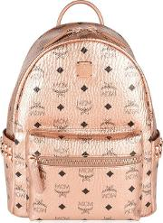 Stark Metallic Backpack
