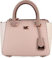 Mk Motto Messenger Bag