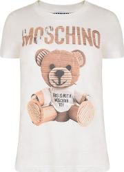 Teddy Fitted T Shirt