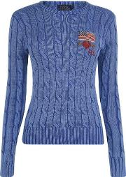 Animated Knit Jumper