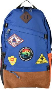 Multi Patch Backpack