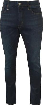 Polo Mens The Varick Slim Straight Jeans