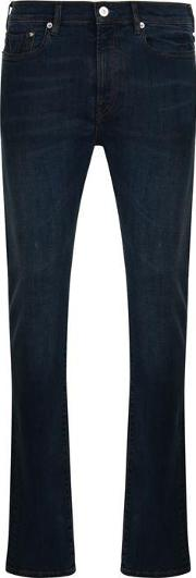 Stretch Washed Jeans