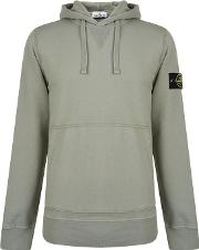 Badge Hooded Sweatshirt