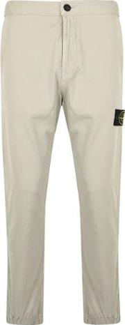 Elasticated Cuff Chino Trousers