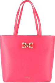 Larah Bow Shopper Bag
