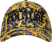 All Over Baroque Cap