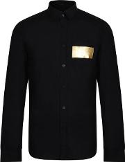 Foil Pocket Long Sleeve Shirt