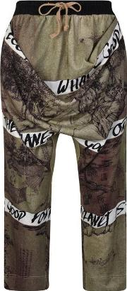 Chinese Drawing Tilke Trousers