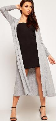 Bliss Long Sleeve Midi Cardigan