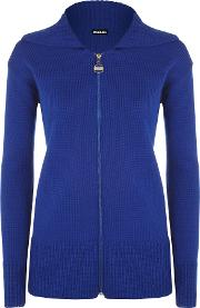 Haven Zip Front Knitted Cardigan