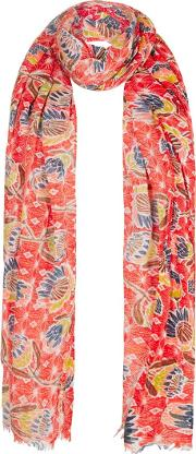 Alverton All Over Print Scarf