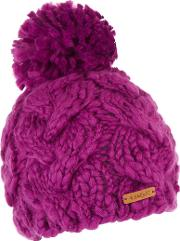 Aysha Cable Knit Bobble Hat