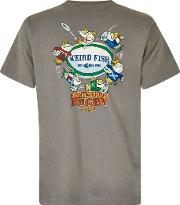 Fish Nations Artist T Shirt