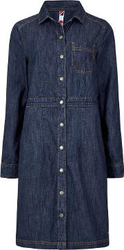 Greta Denim Dress