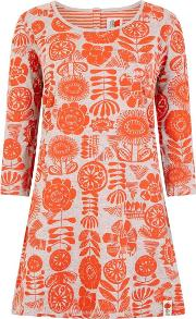Haley Double Faced Jersey Tunic