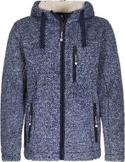Harrisburg Full Zip Soft Knit Hoodie