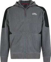 Huddleston 14 Zip Soft Knit Hoodie