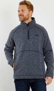 Mercada 14 Zip Bonded Fleece Sweatshirt