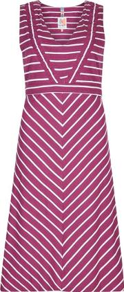 Pascale Lightweight Striped Dress