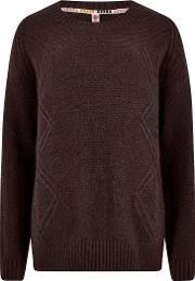 Sally Cable Knit Jumper