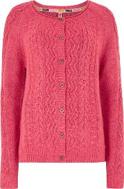 Sara Cable Knit Outfitter Cardigan