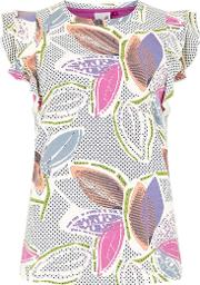 Sonora Quick Dry Printed T Shirt