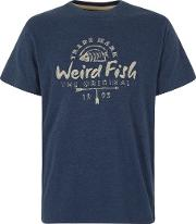 Stitch Up Branded Graphic T Shirt