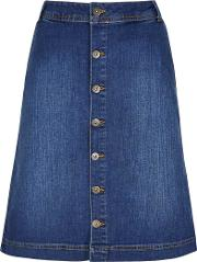 Vixey Denim Skirt