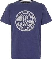 Wf Surf Branded Graphic T Shirt