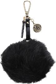 Small Leather Goods Key Rings Women