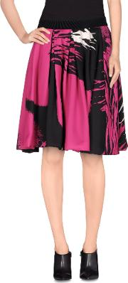 Skirts Knee Length Skirts Women