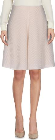 Forte Forte Skirts Knee Length Skirts