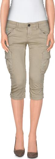 G Star Trousers Bermuda Shorts Women