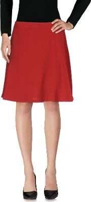 M.grifoni Denim Skirts Knee Length Skirts Women