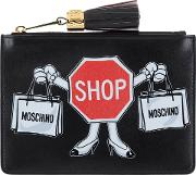 Small Leather Goods Pouches Women