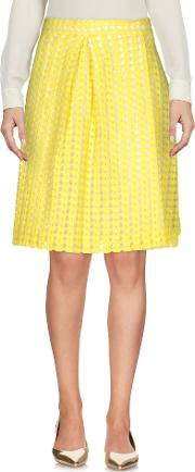 P.a.r.o.s.h. Skirts Knee Length Skirts