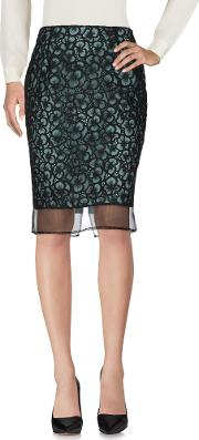 Scee By Twin Set Skirts Knee Length Skirts