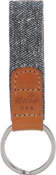 The Hill Side Small Leather Goods Key Rings