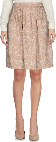 Twin Set Simona Barbieri Skirts Knee Length Skirts