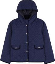 Quilted Heart Jacket